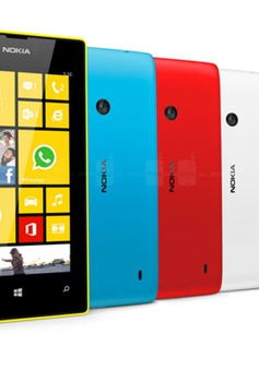 Nokia Lumia 520 vẫn là điện thoại Windows Phone phổ biến nhất