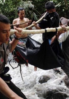 Lũ quét gây nhiều thương vong ở Indonesia