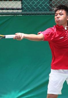 Đối thủ chấn thương, Lý Hoàng Nam dễ dàng vào tứ kết giải Ấn Độ