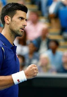 "Australian Open 2016: Djokovic ""thổi bay"" Nishikori để tái ngộ Federer"