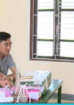 Hà Tĩnh: Bắt đối tượng buôn bán, vận chuyển ma túy