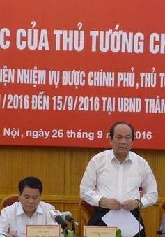 """Hà Nội bị Thủ tướng """"nhắc nhở"""" về an toàn giao thông"""