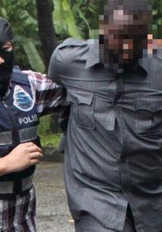 Malaysia bắt giữ 3 nghi phạm khủng bố