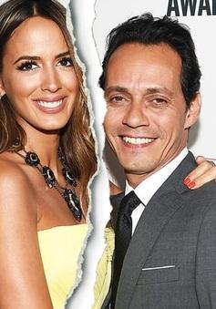 Một ngày sau khi hôn J.Lo, Marc Anthony ly hôn vợ