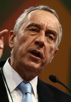 Ông Marcelo de Sousa thắng cử Tổng thống Bồ Đào Nha