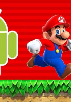 """Super Mario Run chính thức """"cập bến"""" Android ngày 23/3"""