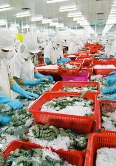 Xuất khẩu tôm hưởng lợi từ FTA Việt Nam - Hàn Quốc