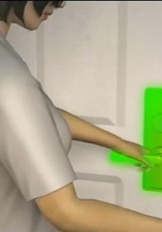 Công nghệ truyền mật khẩu qua cơ thể