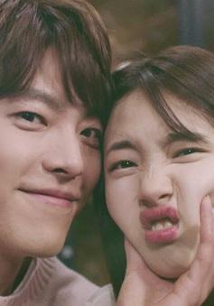 Suzy khóc nức nở vì hết được yêu Kim Woo Bin