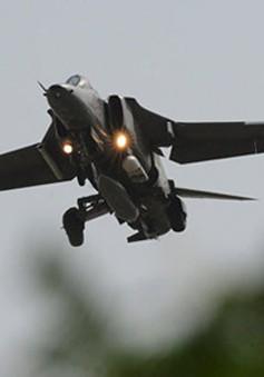 Máy bay không quân Ấn Độ mất tích