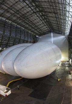 Máy bay lớn nhất thế giới sắp cất cánh