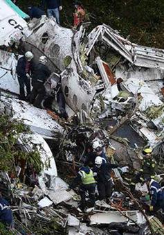 Máy bay rơi ở Colombia - Sự kiện quốc tế nổi bật trong tuần
