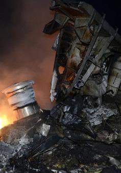 Lực lượng ly khai miền Đông Ukraine không bắn rơi máy bay MH17