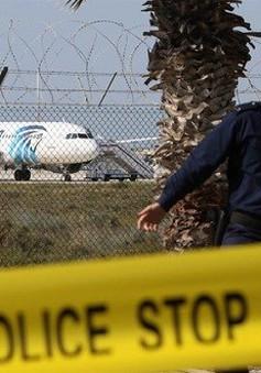 Máy bay của Saudi Arabia bị cách ly vì bị nghi không tặc
