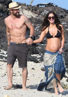 Mang thai ngoài kế hoạch, Megan Fox hủy ly hôn?