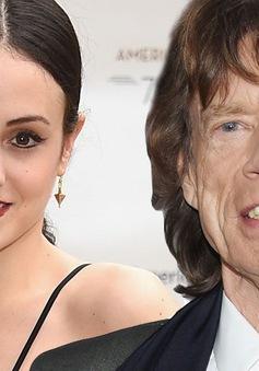 Thủ lĩnh Rolling Stones trở thành cha lần thứ 8 ở tuổi 73