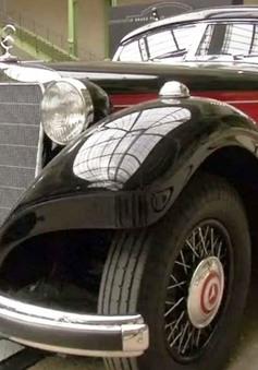 Pháp: Triển lãm 80 mẫu xe trong 130 năm của Mercedes-Benz