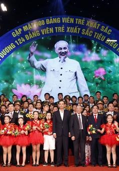 Hà Nội vinh danh 124 đảng viên trẻ xuất sắc 2016
