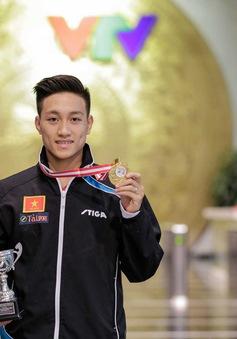 2016 - một năm thành công của nhà vô địch bóng bàn Đông Nam Á, Nguyễn Anh Tú