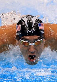 Michael Phelps được bình chọn là VĐV xuất sắc nhất thế kỷ 21