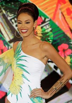 Nhan sắc xinh đẹp của Hoa hậu Hoàn vũ Venezuela 2016