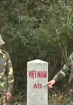 Biên phòng Quảng Trị giữ vững cột mốc biên cương