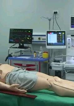 Ứng dụng mô hình mô phỏng trong đào tạo bác sĩ gây mê