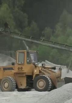 Quảng Nam: Ô nhiễm tại mỏ đá Chu Lai, dân đồng loạt kêu cứu