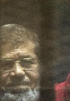Ai Cập tử hình 6 người ủng hộ cựu Tổng thống Morsi