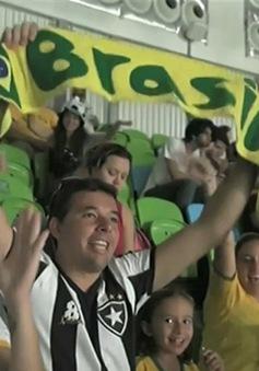 Môn vật thu hút khán giả tại Olympic Rio 2016