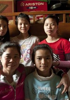 Những người mẹ đặc biệt tại làng trẻ SOS Hài Phòng