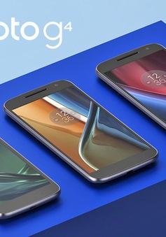 Motorola giới thiệu bộ ba sản phẩm Moto G mới ấn tượng