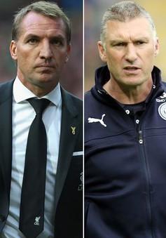 Moyes, Rodgers tranh nhau vị trí dẫn dắt Aston Villa ở… hạng Nhất