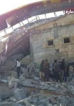 Bệnh viện của tổ chức Bác sĩ không biên giới ở Syria trúng tên lửa