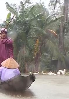 Hỗ trợ TT-Huế 10 tỷ đồng khắc phục thiệt hại mưa lũ