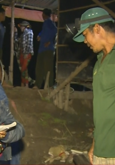 Người dân vùng ĐBSCL trắng đêm đón cá mùa nước nổi