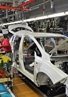 Mỹ: Tăng trưởng GDP quý I/2016 cao hơn so với dự báo