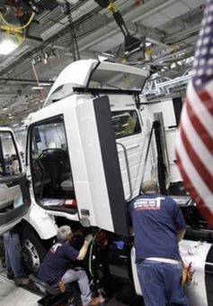Kinh tế Mỹ quý II tăng trưởng chậm so với dự đoán
