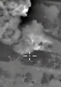 Mỹ bắt đầu sử dụng máy bay B-52 không kích IS