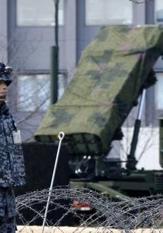 Nhật Bản sẽ đánh chặn bất cứ tên lửa đạn đạo nào từ Triều Tiên