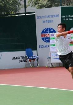 Giải quần vợt F9 Futures: Lý Hoàng Nam vào bán kết đôi nam