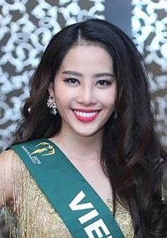 """Những hình ảnh cực """"nóng"""" của Nguyễn Thị Lệ Nam Em tại Hoa hậu Trái đất 2016"""