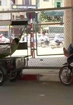 Muôn cách chống nắng nóng của người Hà Nội