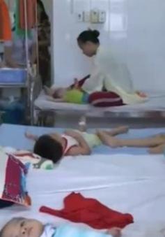 ĐBSCL: Bệnh viện quá tải do nắng nóng