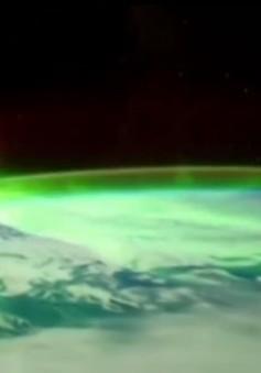 NASA công bố hình ảnh cực quang nhìn từ không gian