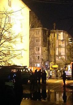 Nga: Nổ khí ga làm sập một tòa nhà, hàng chục người bị vùi lấp