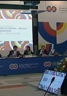 2016 - Năm Văn hoá ASEAN - Nga