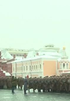 75 năm cuộc duyệt binh lịch sử trên Quảng trường Đỏ