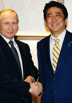 Sự kiện quốc tế nổi bật tuần: Nhiều triển vọng mới cho quan hệ Nga - Nhật