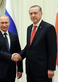 Trước thềm cuộc gặp giữa Tổng thống Nga và Thổ Nhĩ Kỳ